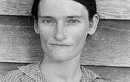 Sharecropper Allie Mae Burroughs