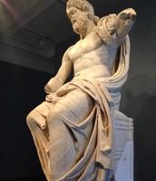 Zeus - God of Lightning and King of the Gods