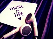 Ode to my music
