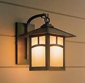Leave a light on...