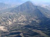 Mexican landforms