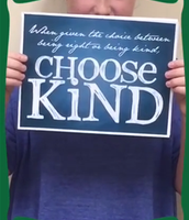 The week of December 7th - 11th was Kindness Week at HMS!