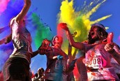 Color Run Anyone?