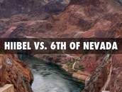 This picture represents the court case of Hiibel refusing to state himself in the state of Nevada.