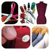 Insumos para tus prendas y arreglos que hacen de ellos algo mas duradero.