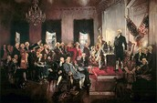 Main people in Constitutional Convention