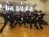 Ms. Siby & Dancers