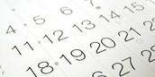 Next Two Week Calendar Events