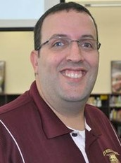 Grant Wilson - 8th Grade Counselor