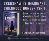 Crenshaw Food and Book Drive