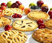 Assorted Pies