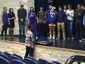 LVHS hosts COOL Week kids!