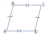 Opposite Sides are Congruent