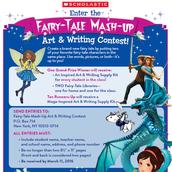 2-6 Fairy Tale Mash-Up