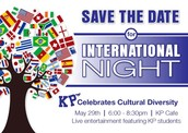 KP International Night - May 29
