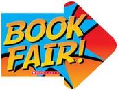 Book Fair late night- 11/18