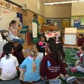 Kinder Read Aloud