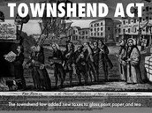 The Townshend Act