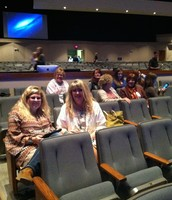 RV Staff were the first ones at our tech PD :) Way to represent!