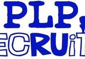 Apply to be a PLP Recruiter! DEADLINE TODAY!