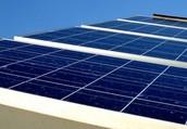 Solar Panel and Windmill Plan