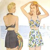 The bikini idea of 1946