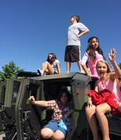 We Loved the Humvee...