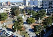 Plaza 1º de Mayo