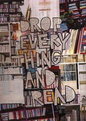 DROP EVERYTHING AND READ is coming up!
