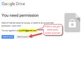 You Need Permission