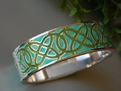 Eleanor Bangle - Turquoise