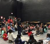 Hosts Choir Camp for