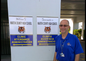 Signage at Martin County High is Now Bilingual