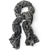 Union Square Scarf - Painted Zebra