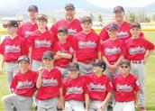 George's Baseball Team