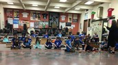 Orff Ensemble at Valley Festival of the Arts, CMS