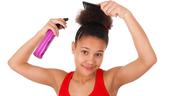 me cepillo el pelo