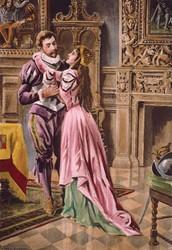 De Soto marries Ines de Bobadilla