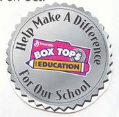 Justin has submitted 77 box tops