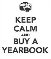 Buy your yearbook so that you never forget what a great year it was!