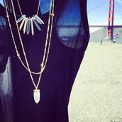 Chains and quartz