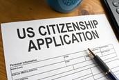 U.S Citizenship Application