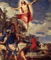 The Ascension into Heaven