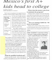 Brandon Eick (MCM 5th grade) was featured in the 1998 edition