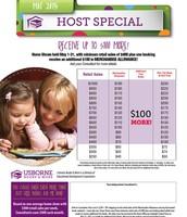 Your Hostess Rewards!!