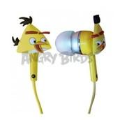 SPK-705 AUDIFONO ANGRYBIRDS GINGA AMARILLOS,PARA REPRODUCTOR QUE TENGA ENTRADA 3.5MM