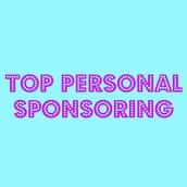 Top in Personal Sponsoring