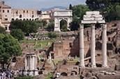 The Original Roman Forum