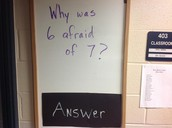 Mrs. Miller gives us a nother challenging question!!