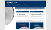 Parent/Teacher Conference Sign-Ups (Digital)